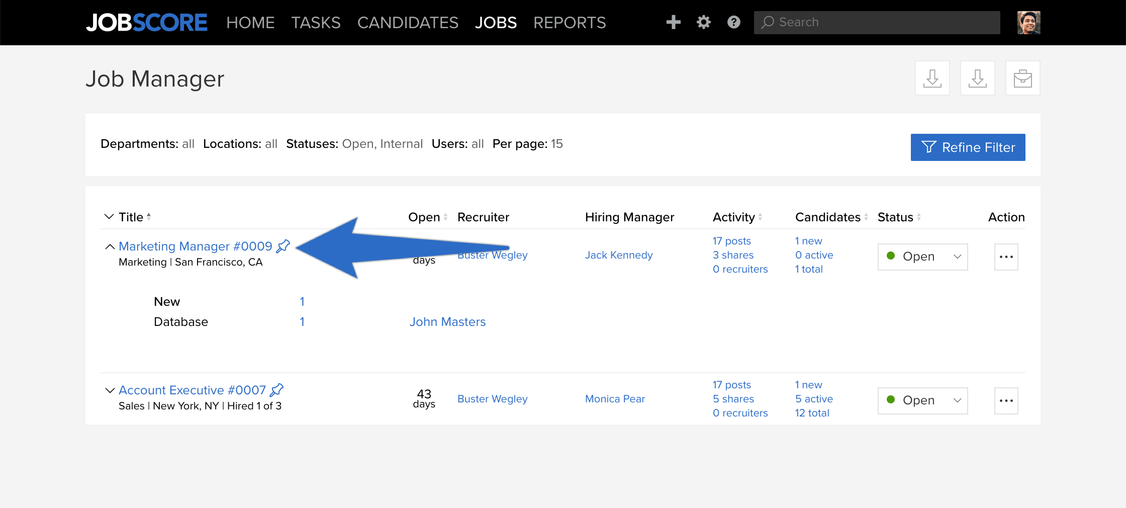 Select_the_job_on_job_manager