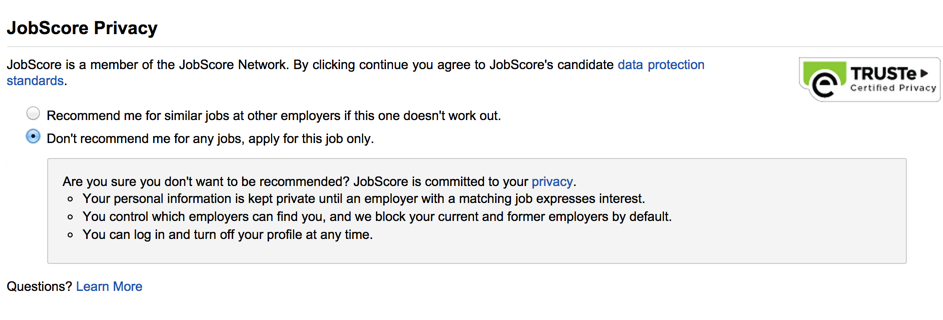 isn t it a privacy violation to share someone s resume jobscore help